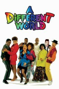 A Different World.  This was my favorite show when I was a kid, I was obsessed haha.