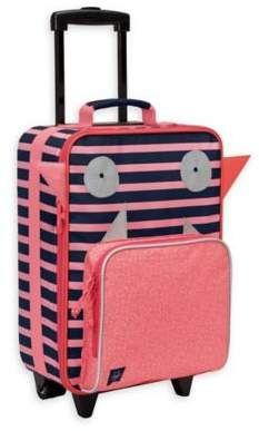 Lassig Little Monsters Trolley Suitcase In Mad Mabel Kids