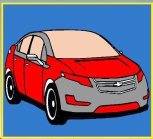 Chevrolet Boyama Oyunu Araba Kamyon Oyun