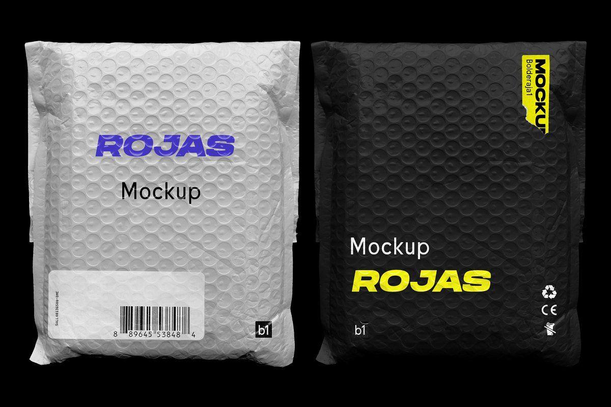 Download Bubble Bag Postage Mockup Rojas Bag Mockup Postage Bags Bubble Bag