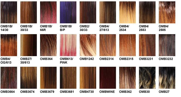 Freetress Ombre Color Chart Google Search Light Hair Color Ombre Hair Color Hair Color Light Brown