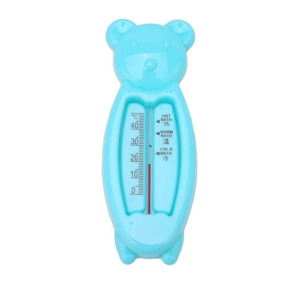 Bear Baby Bath Thermometer Floating Tub Temperature Water Tester ...