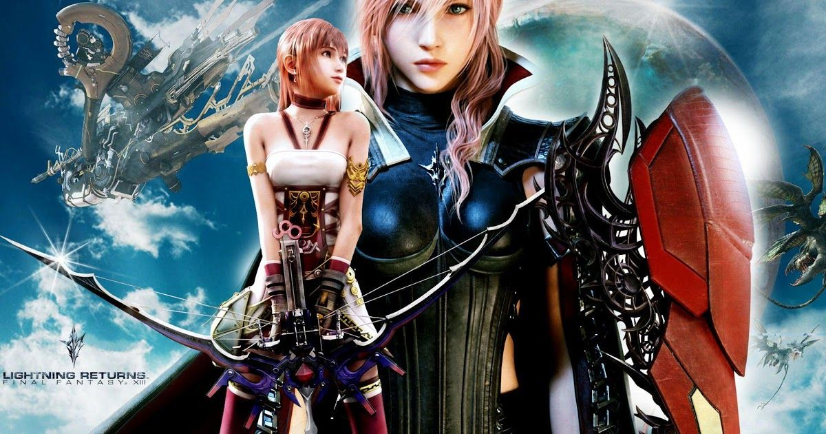 Baru 30 Foto Keren Ff Wallpaper Final Fantasy 3d