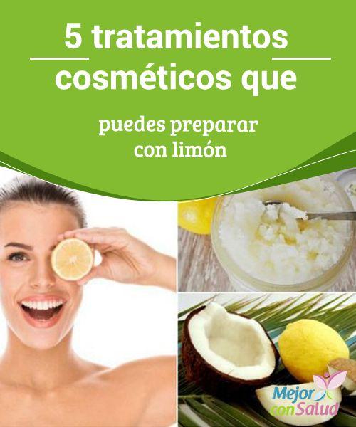 Photo of 6 usos del limón en tratamientos de belleza — Mejor con Salud