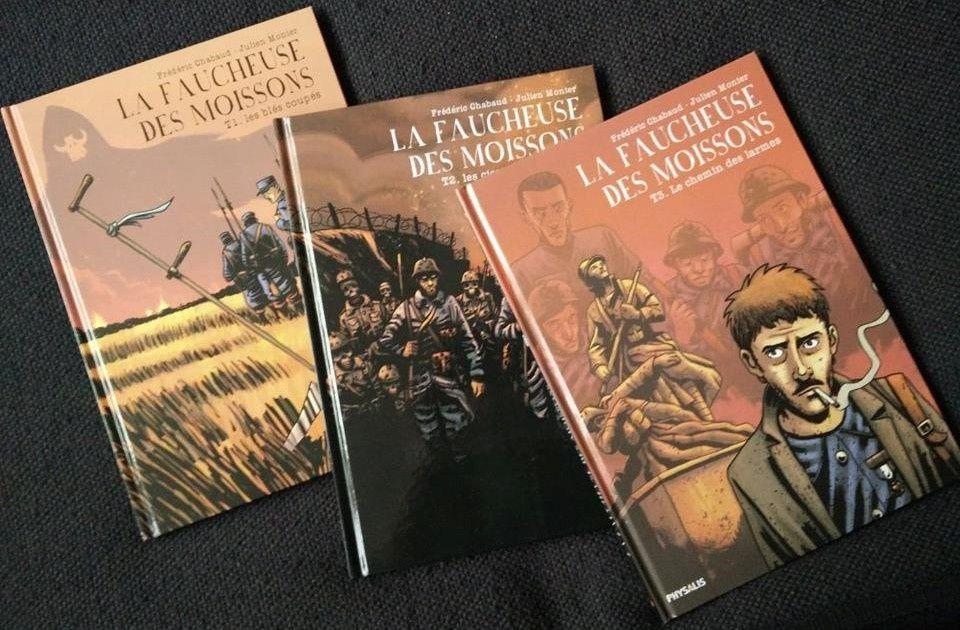 La faucheuse des moissons Tome 1 Les blés coupés - Frédéric Chabaud,Julien Monier