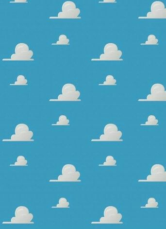 toy story clouds toy story tableau