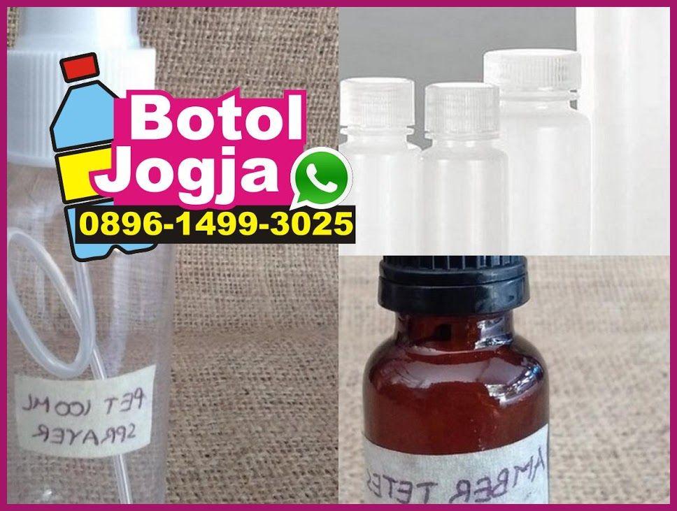 Kemasan Botol Selai Botol Plastik Semprot Botol Vapur Jogja Botol