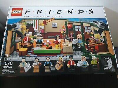 LEGO Ideas Friends TV Series Central Perk 21319 1070 Pieces Building Set 2019 #a…