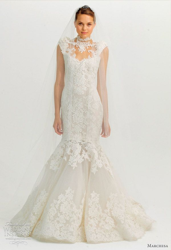 Marchesa Wedding Dresses 2012