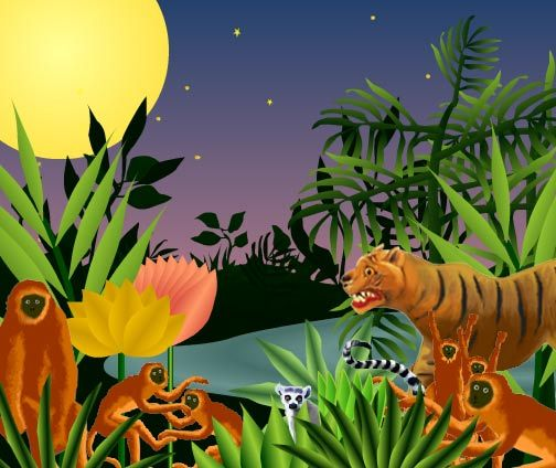 pictures of henri rousseau paintings - Google Search | Henri ...
