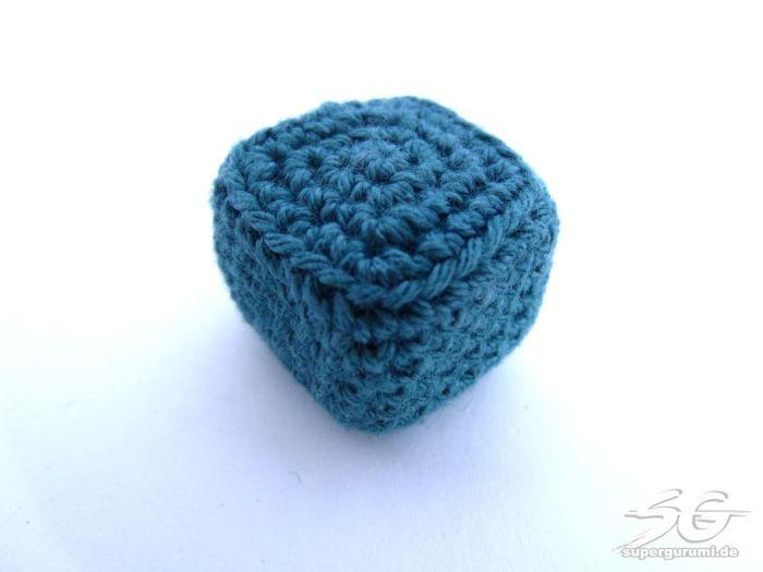 Würfel Häkeln Anleitung Anleitungen Pinterest Crochet