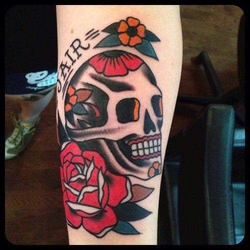 (at MTL Tattoo)