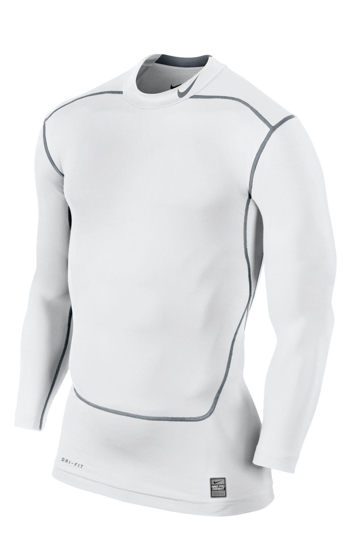 877447db Nike Mock 2.0 Men's Long-Sleeved Core Compression Shirt | Hot Gear ...