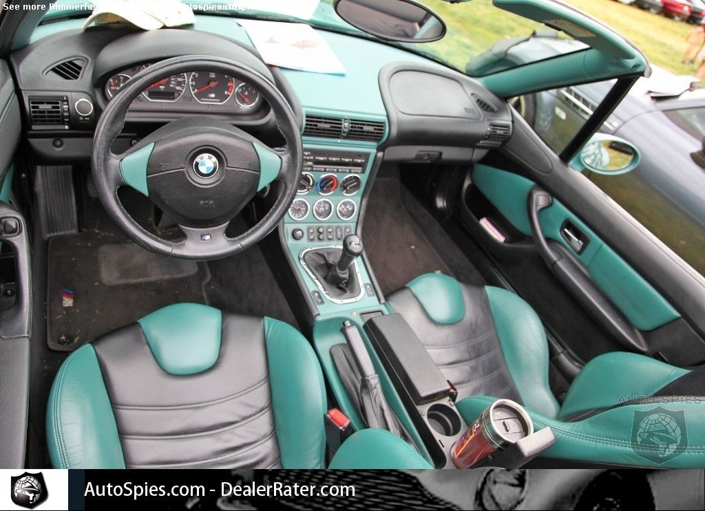 Bmw Z3 Roadster I Need This Interior Only Tan And Red