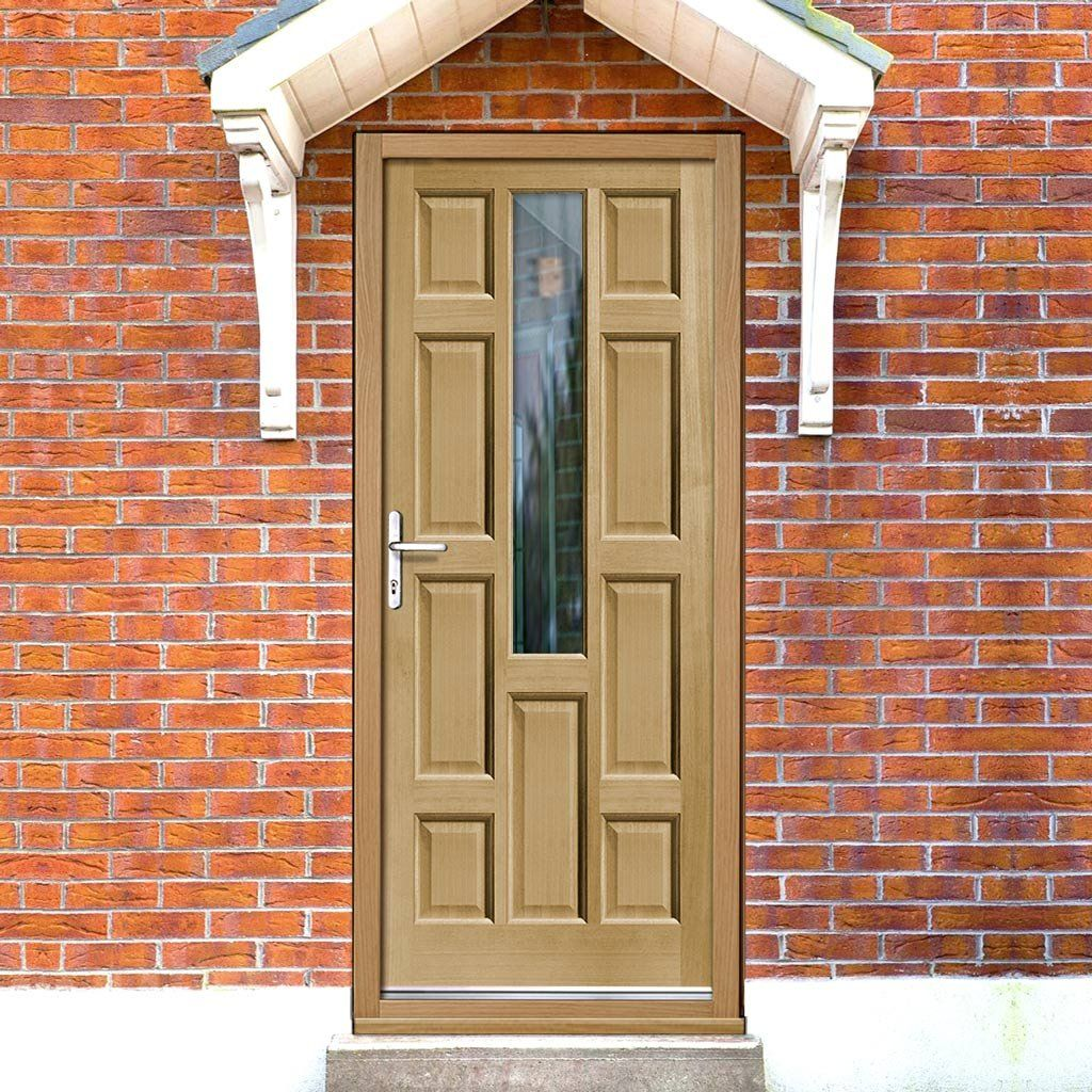Made To Measure Exterior Islay Door Double Glazing External