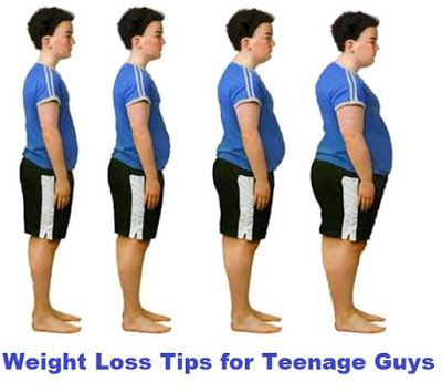 how to reduce weight for teenage girl