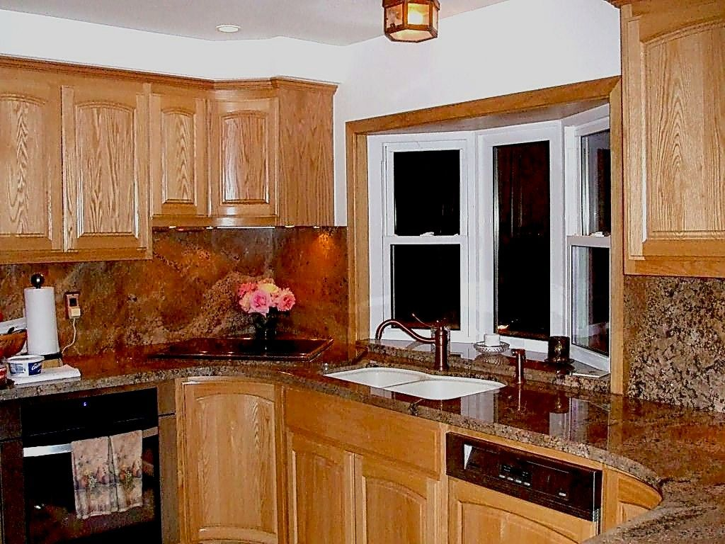 Uncategorized Small Bay Windows For Kitchen off center sink and bay window that i love kitchen redo love