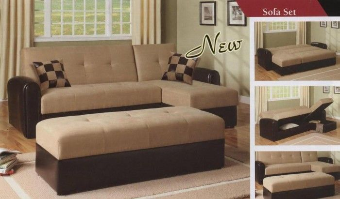 How To Make Twin Beds Into Couches Adjustable Storage Sofa