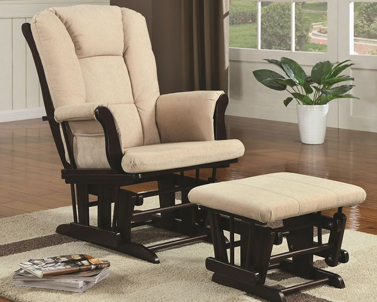 Aplacecalledhome Recliner Furniture Gliders Glider And Ottoman