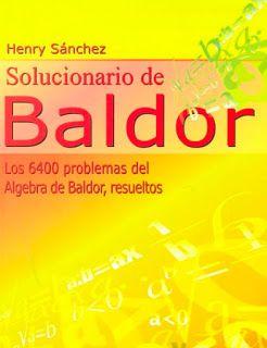 libro pdf gratis - solucionario de baldor pdf - algebra de baldor ...