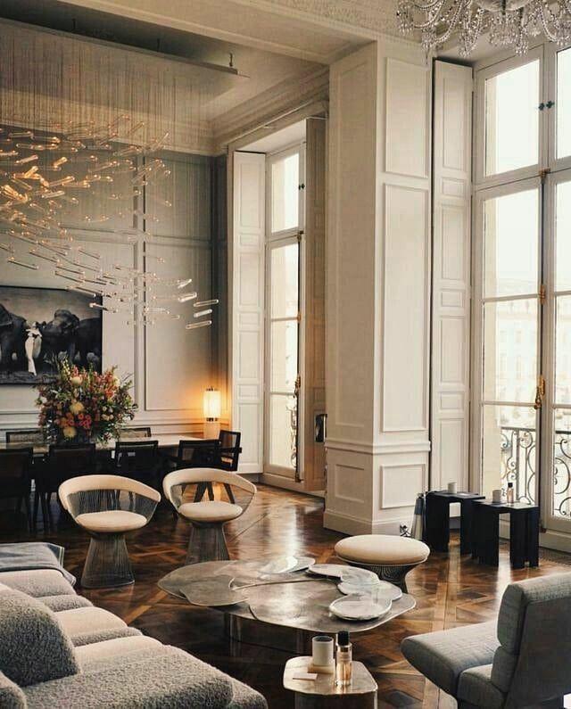 Decor67 On Instagram Home House Interior Instadesign Interiors Interiordesign Style Interiordesignideas D Plafonds Hauts Deco Maison Deco Appartement