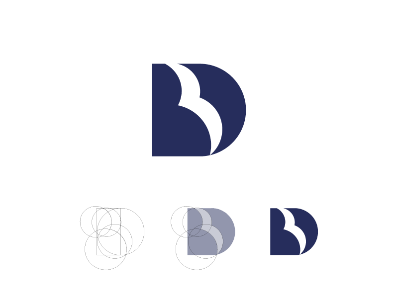 B D Bird Logo Branding Design Logo P Logo Design Bird Logos