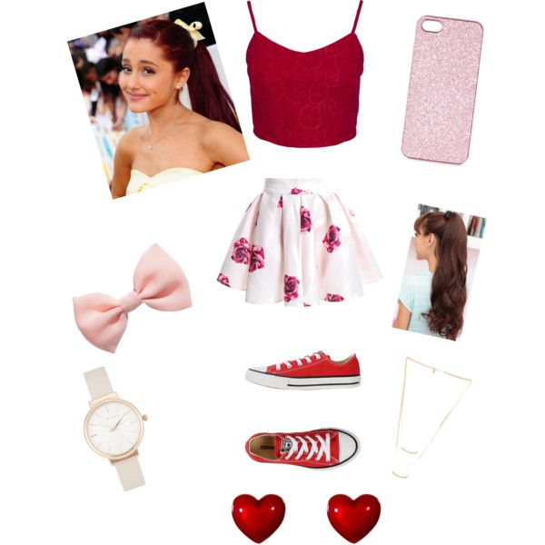 Hang out with Ariana grande