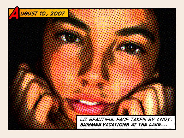 Creating A Old Comic Book Effect For Your Photos Is Easy And The Results Are Visually Appealing More Fun Achieved When Adding Captions To