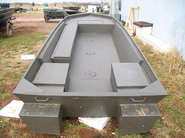 Image result for model 1852 W/S omc aluminum boat   Duck boat blind ...