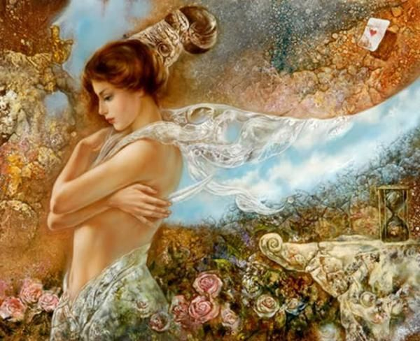 Art by Stanislav Sugintas - female paintings (16 photos) - Xaxor