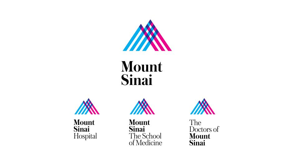 Mount Sinai Medical Center | Logos | Medical center, Mount