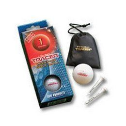 Twilight Tracer Light Up Golf Ball by Sun. $15.25. Sun Products Light-Up Golf Balls: The Twilight Tracer allows you to finish a round when light is at a premium: dawn, dusk, fog and, of course, night. The white golf ball is a surlyn covered, three layer, 80 compression ball that flashes brightly seven times a second when struck. The flashing lasts for five minutes, giving you plenty of time to track and find it, and then shuts off to conserve battery power. Strikin...