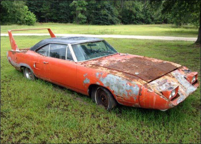 Craigslist Daytona Cars: 1970 Plymouth Superbird Maintenance/restoration Of Old