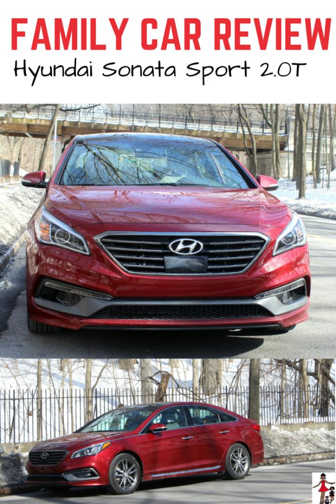 hyundai sonata sport review family cars hyundai
