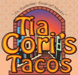 Tia Cori S Tacos Menu Daytona Beach Restaurants Mexican Restaurant Daytona Beach Florida