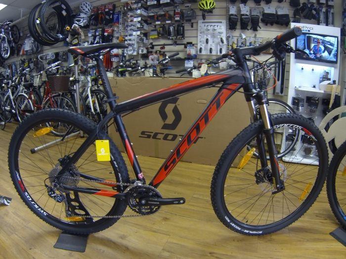 9e0026d1707 Scott Scale 970 - 2014 | 29er Mountain bikes from £399 | My Bike ...