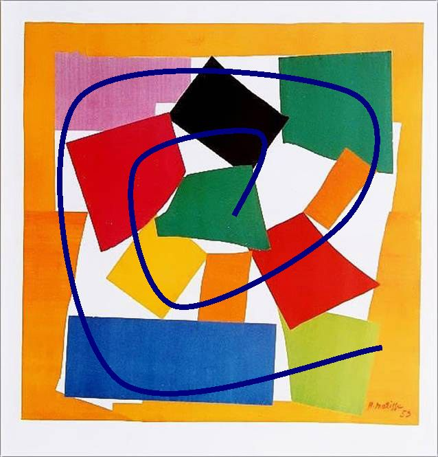 The Snail By Henri Matisse | Henri Matisse Snail | Matisse snail ...