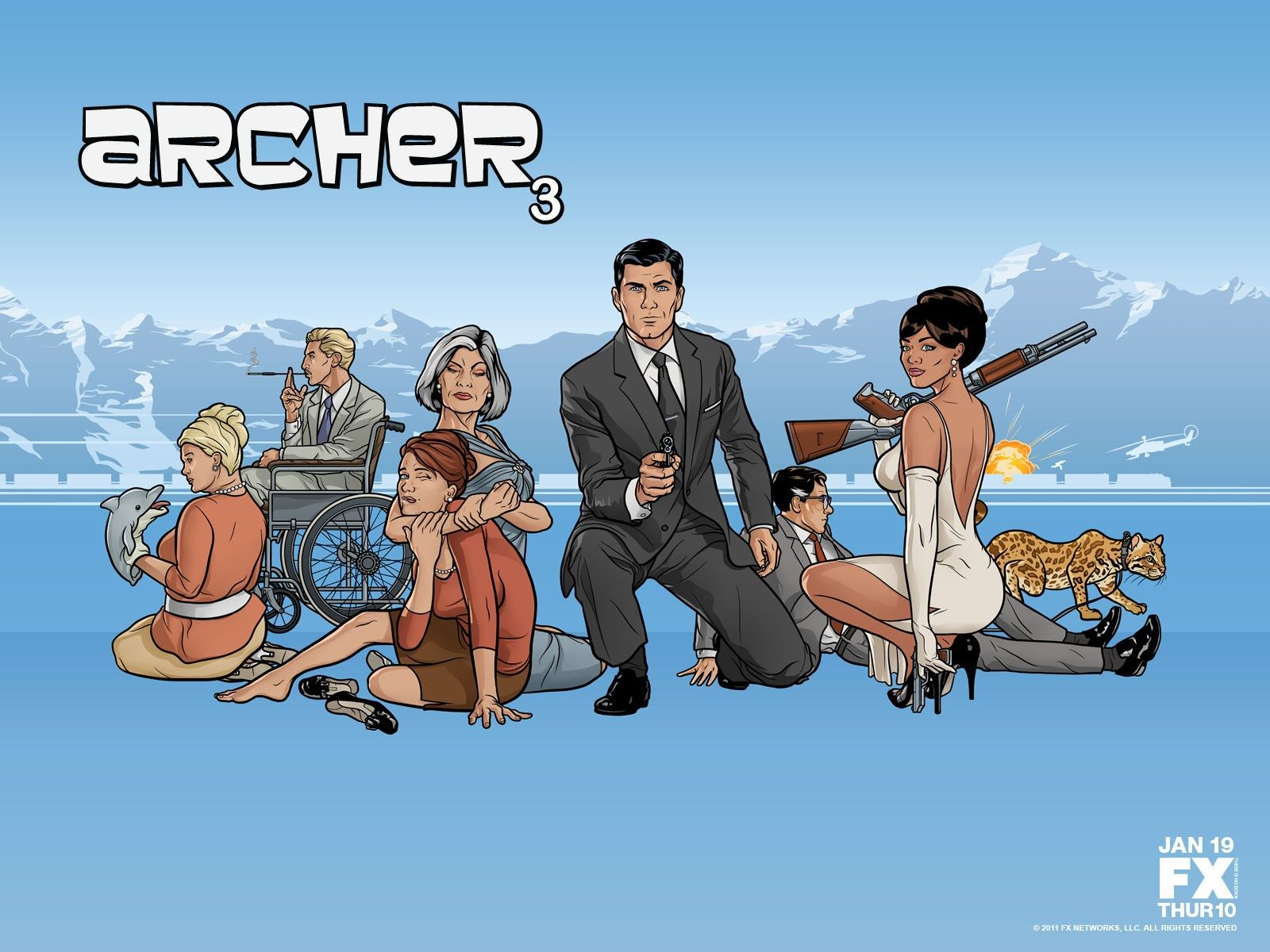archer meme how you get
