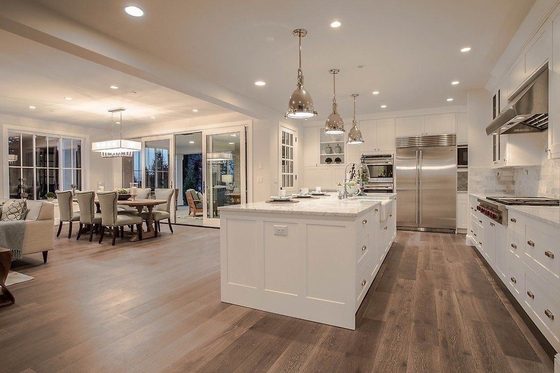 20 Stunning Open Concept Modern Floor Plans Ideas Trendhmdcr Farmhouse Kitchen Design Modern Farmhouse Kitchens Modern Floor Plans
