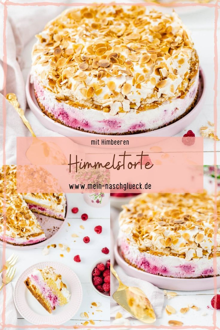 Photo of Heaven cake with raspberry recipe
