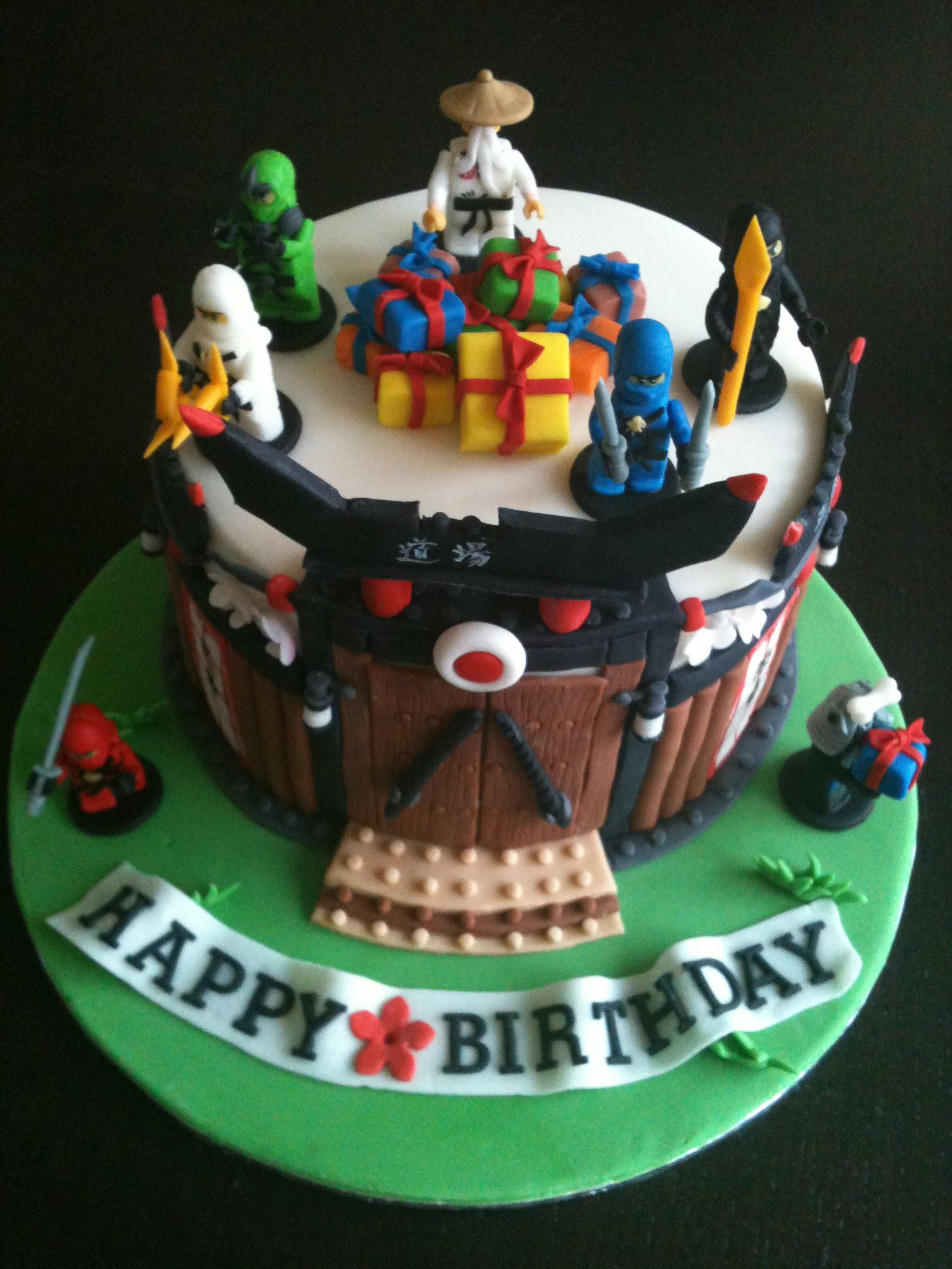Geburtstagskuchen Ninjago Elegant Ninjago Cake Ninjago Torten In