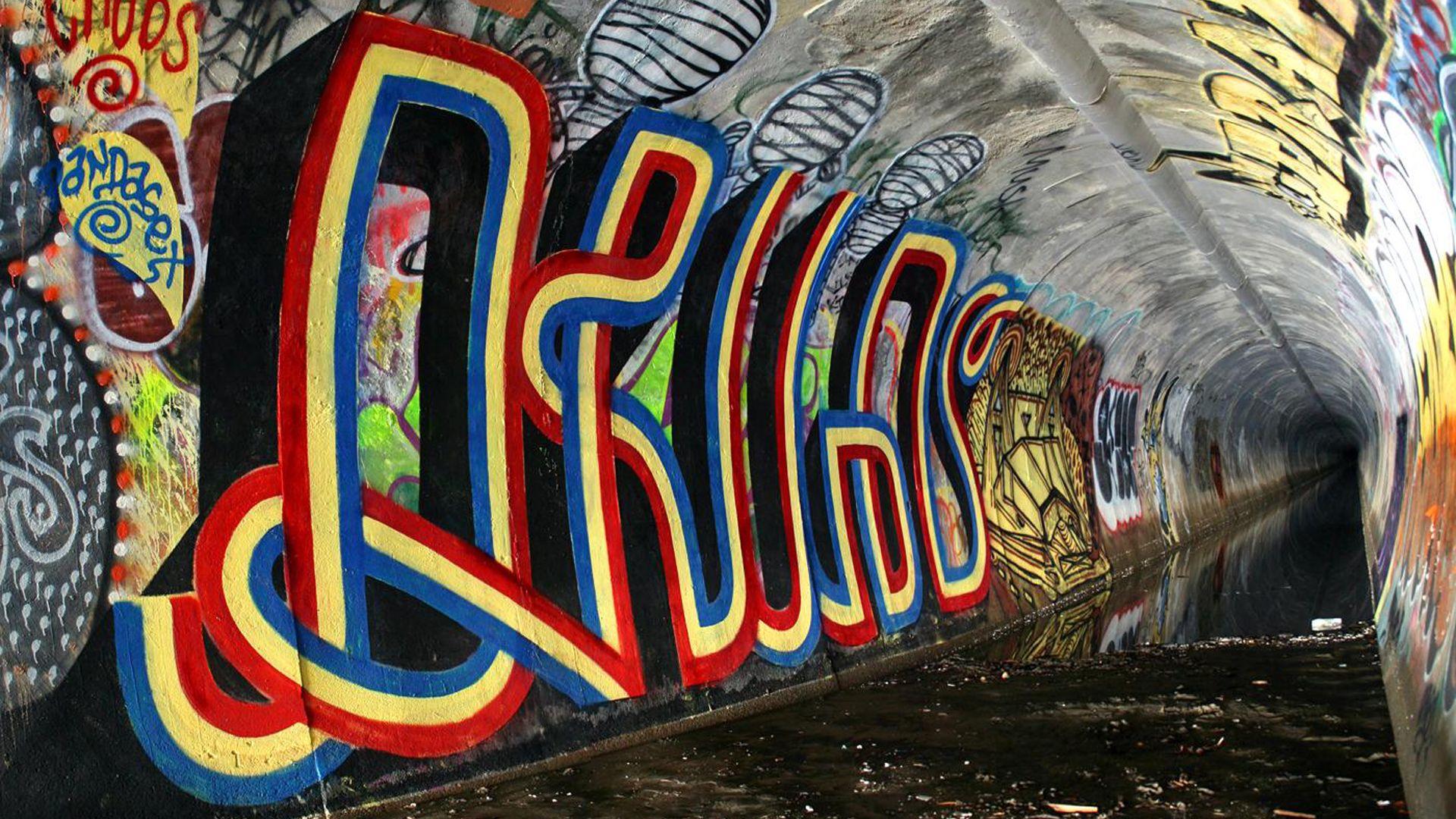 Graffiti hd wallpaper 1920x1080