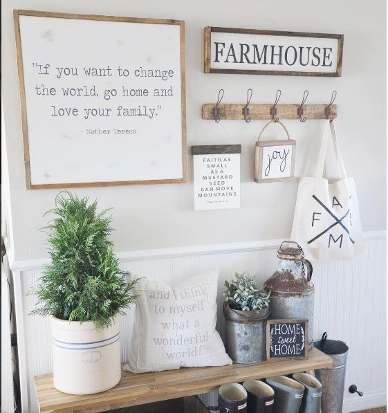Foyer Room Quotes : Easy ways to wake up your space entryway pinterest