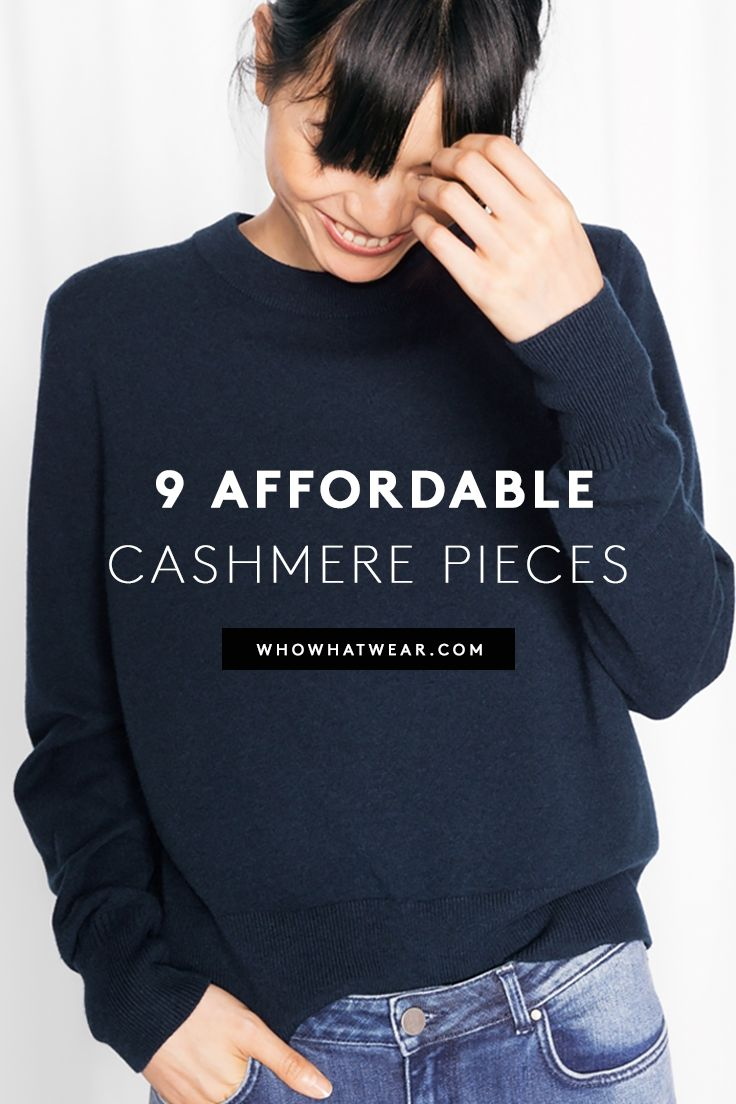Cashmere Finds for Every Budget Forever fashion