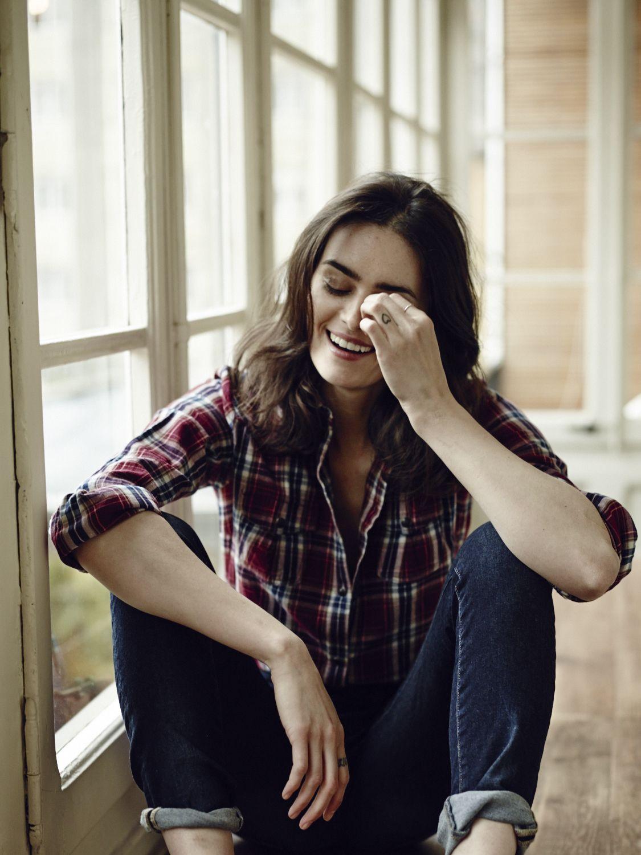 CAMPUS Lookbook Autumn/Winter 2014 #winter #style #shirt #jeans #women