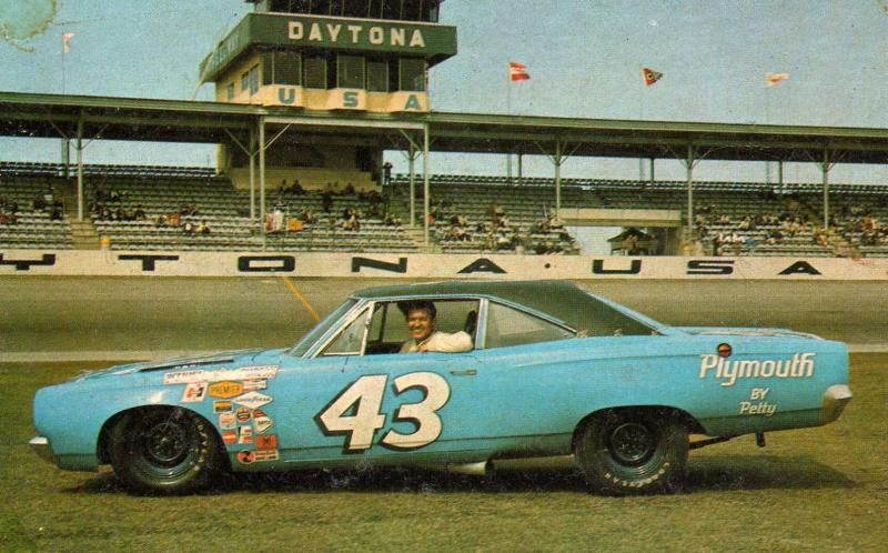 richard pettys road runner - General Discussion | NASCAR'S