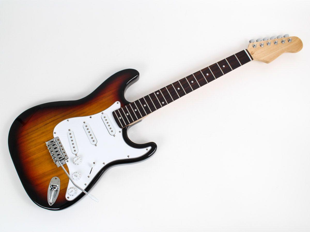 Fender stratocaster style guitar kit diy guitars
