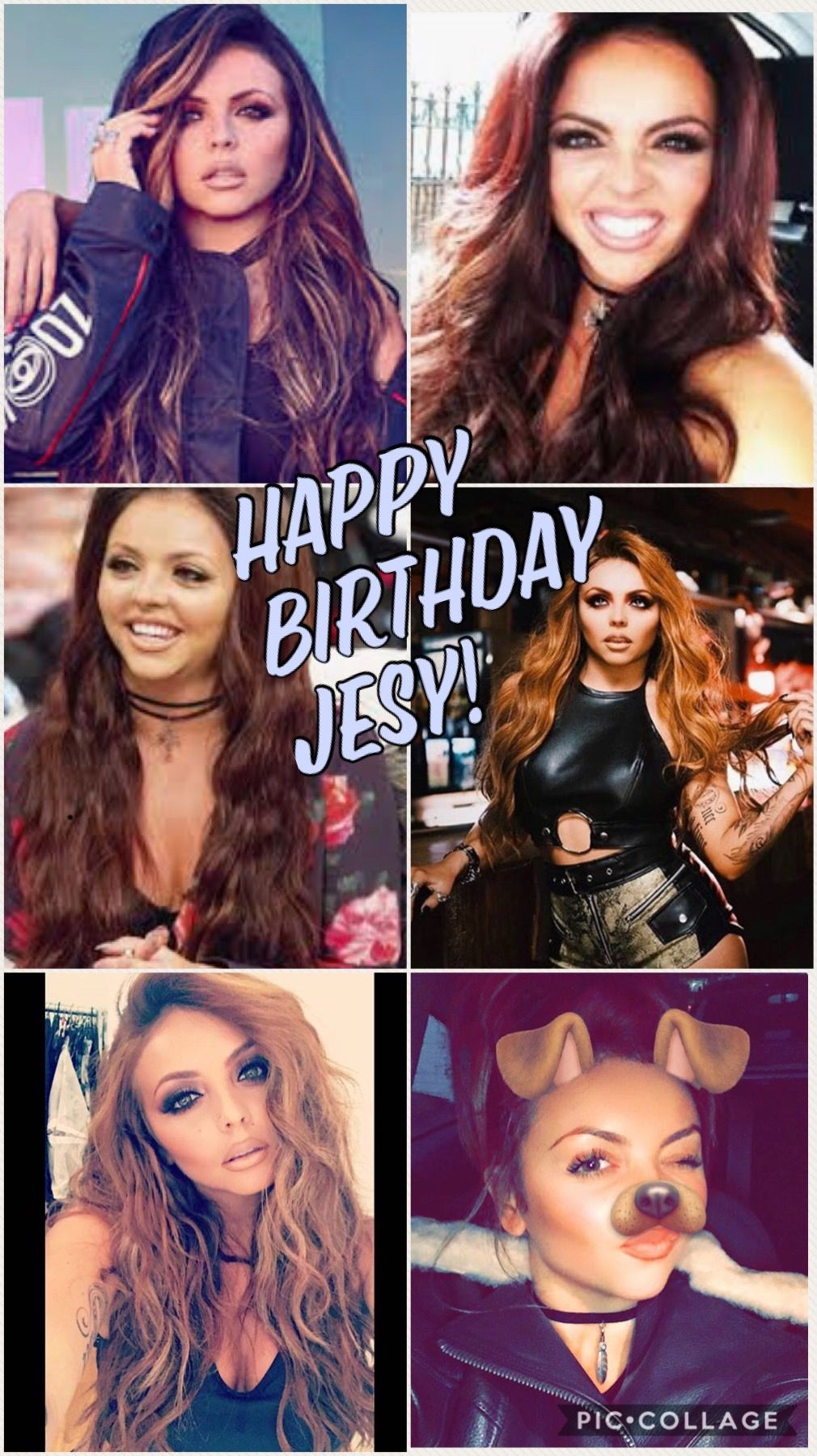 Happy Birthday Jesy Thank You For Teaching Me To Be Confident In Myself And Not To Care About What People Think About M Little Mix Jesy Jesy Nelson Little Mix