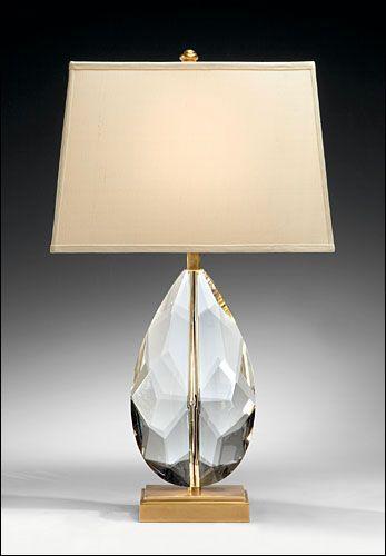 Amazon Tear Crystal Lamp Crystal Lamp Table Lamp Brass Table Lamps