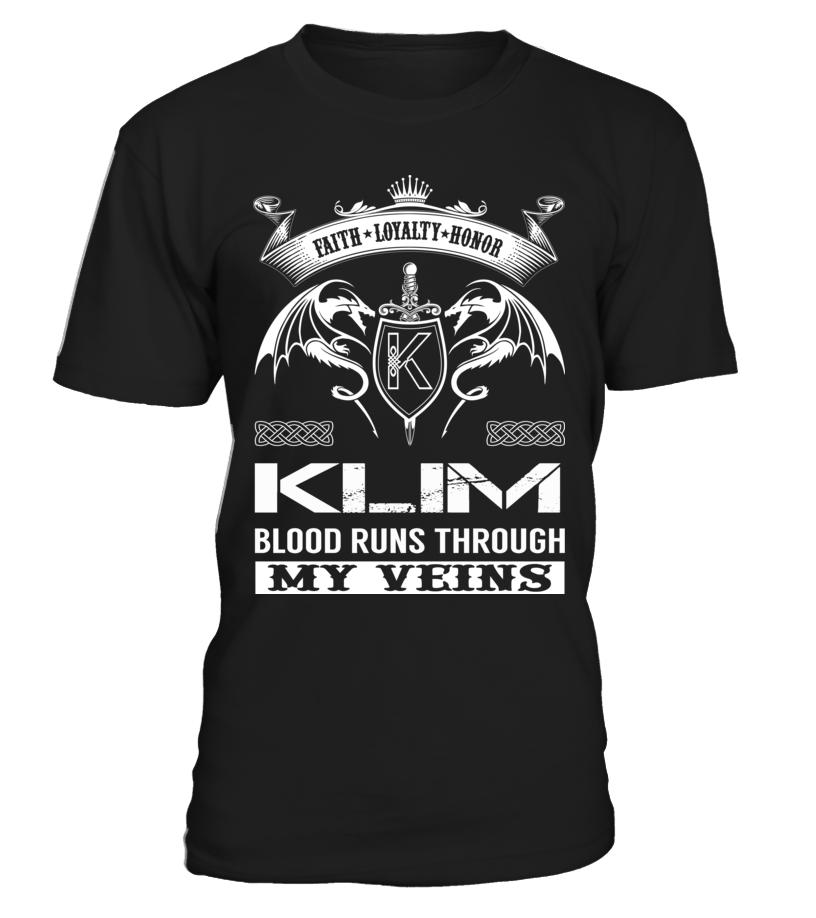 KLIM Blood Runs Through My Veins